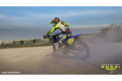 Valentino Rossi The Game Gets First Screens From The Ranch
