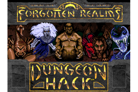 Download Dungeon Hack | DOS Games Archive