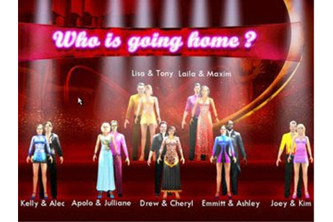 The Game Fairy: Dancing With The Stars - Game!