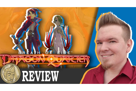 Breath of Fire V: Dragon Quarter Review! [PS2] The Game ...