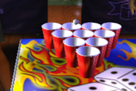 Pong Toss Pro - Frat Party Games (WiiWare) Reviews