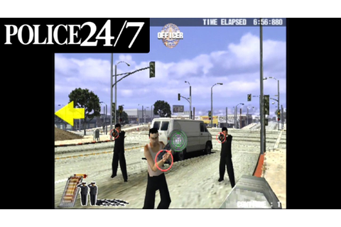 Police 24/7 ... (PS2) - YouTube