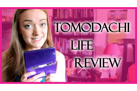 Tomodachi Life Game Review! - YouTube
