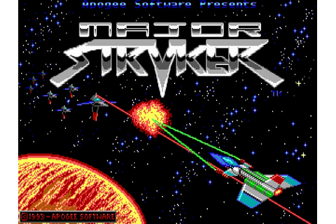 Download Major Stryker | DOS Games Archive