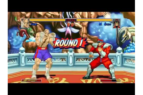 Super Street Fighter II Turbo HD Remix Mugen + Download ...