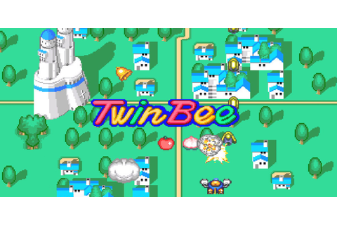 Detana Twin Bee® | TurboGrafx | Games | Nintendo