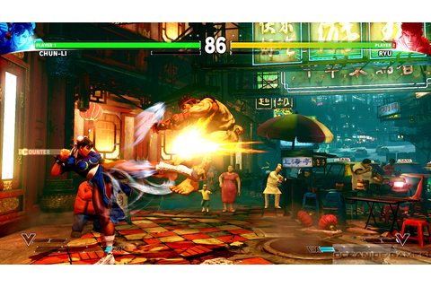 Street Fighter V Free Download - Ocean Of Games