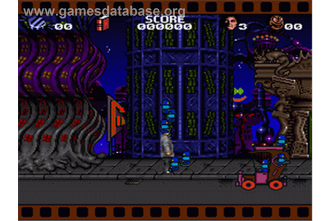 Cool World - Nintendo SNES - Games Database