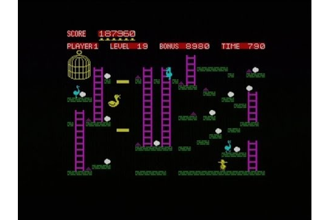 CHUCKIE EGG (ZX SPECTRUM) - YouTube