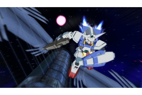 GUNDAM GUY: PSP: Mobile Suit Gundam AGE RPG Game - Screenshots