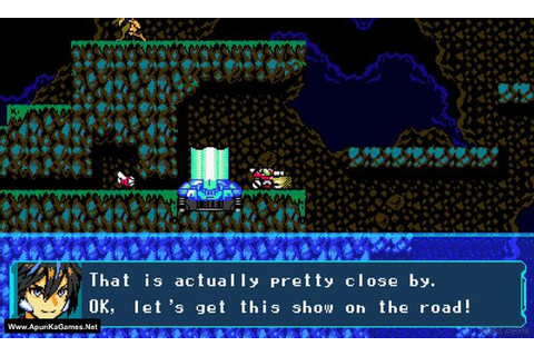 Blaster Master Zero PC Game - Free Download Full Version
