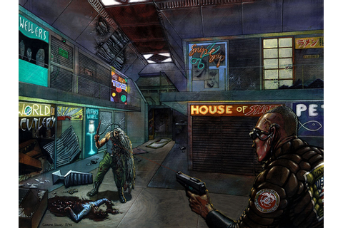 Why today's gamers should play System Shock 2 | VentureBeat