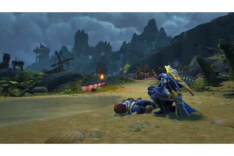 How World of Warcraft: Shadowlands Will Change Leveling ...
