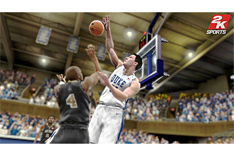 College Hoops 2K8 Review for Xbox 360 (X360)