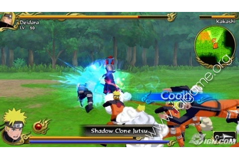 Naruto Shippuden: Legends: Akatsuki Rising - Download Free ...