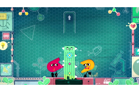 Gameplay - Nintendo Switch - Snipperclips – Les deux font ...
