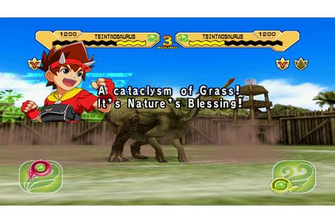 All Super Moves Dinosaur King Arcade (English) - YouTube