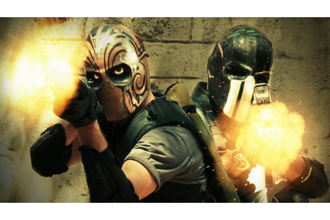 Army of Two - Cartel Takedown - YouTube