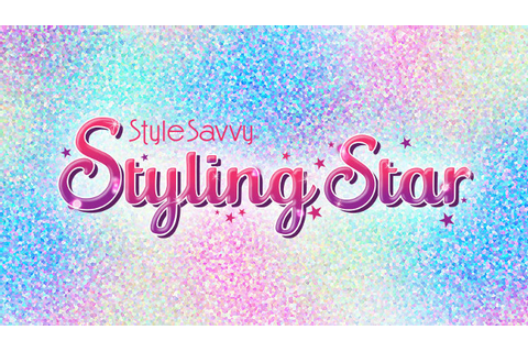 Style Savvy: Styling Star launches for Nintendo 3DS on Dec ...