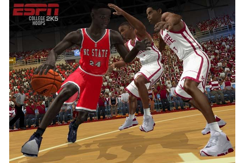 ESPN College Hoops 2K5 Screenshots - Video Game News ...