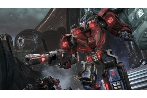 TRANSFORMERS WAR FOR CYBERTRON Pc Game Free Download Full ...