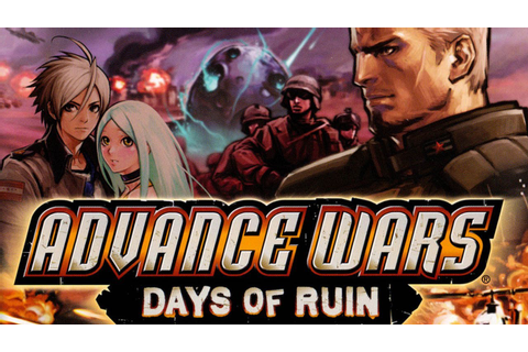 CGR Undertow - ADVANCE WARS: DAYS OF RUIN review for ...