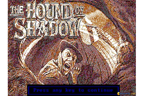 The Hound of Shadow download PC
