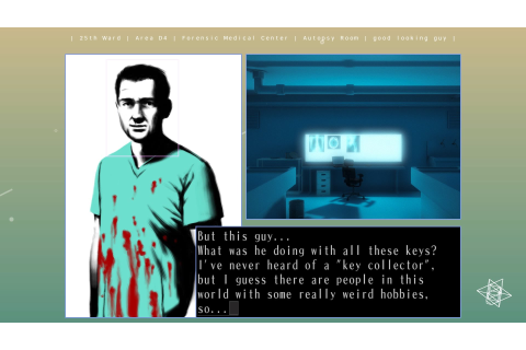 The 25th Ward: The Silver Case (PS4) Screenshots ...