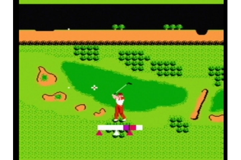 Retro Game Guide - NES - Bandai Golf: Challenge Pebble Beach