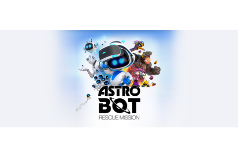 Amazon.com: ASTRO Bot Rescue Mission - PlayStation VR ...