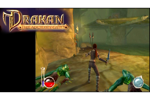 Drakan: The Ancients' Gates ... (PS2) - YouTube