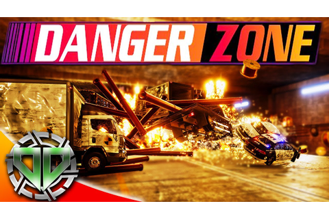 Danger Zone Gameplay : Crashing Cars for CASH! (PC Let's ...