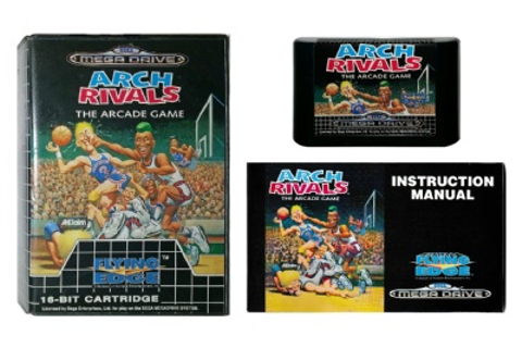 Buy Arch Rivals: The Arcade Game Mega Drive Australia