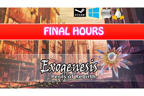 Exogenesis ~Perils of Rebirth~ by Kwan —Kickstarter