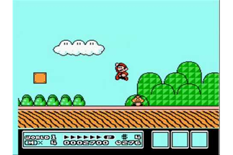 Super Mario Bros 3 NES - RetroGameAge
