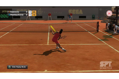 Download Virtua Tennis 2009 Game Full Version For Free