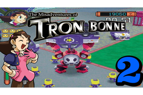 Welcome to Camden! || Misadventures of Tron Bonne # 2 ...