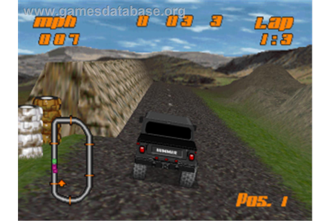 Test Drive: Off-Road - Sony Playstation - Games Database