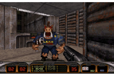 Duke Nukem 3D Free Download Game Full Version