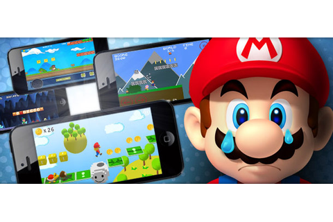 The 13 Most Shameless Super Mario Rip-Offs on iPhone - IGN