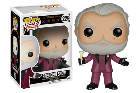 The Hunger Games Have Begun With Pop! Vinyl Figures from Funko