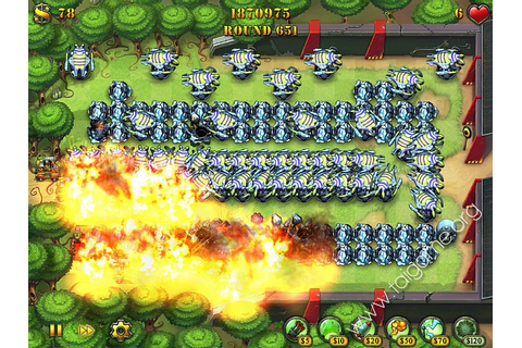Fieldrunners - Download Free Full Games | Strategy games