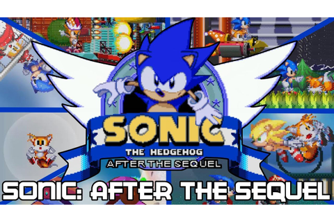 Sonic: After The Sequel - Um Fan Game Perfeito | Sonic Fan ...