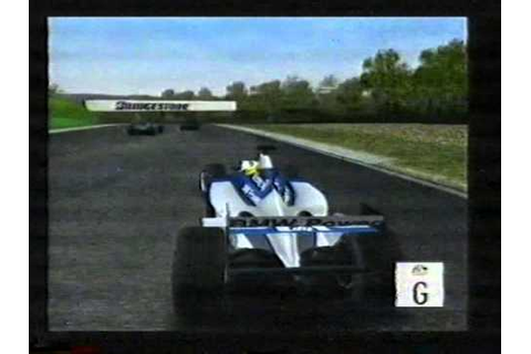 Harvey Norman - Formula One 2002 PS2 Game - ad (2002 ...