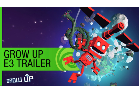 Grow Up Trailer: Announcement - E3 2016 [US] - YouTube