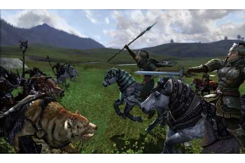 The Lord of the Rings Online Riders of Rohan Download Free ...