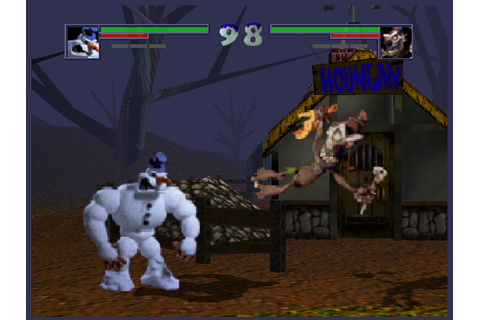 ClayFighter 63⅓ Game Download | GameFabrique