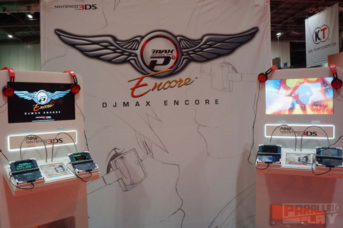DJMax Portable Returns for an Encore on Nintendo 3DS ...