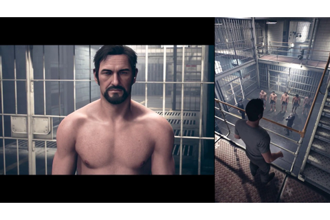 A Way Out - Official Gameplay Trailer (E3 2017) - YouTube