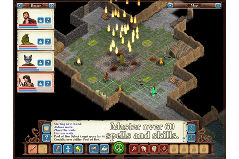 iPad - Avernum 3: Ruined World HD (by Spiderweb Software ...